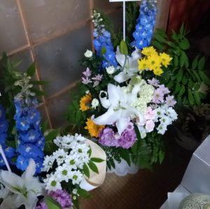 仏花の種類の一つの例として